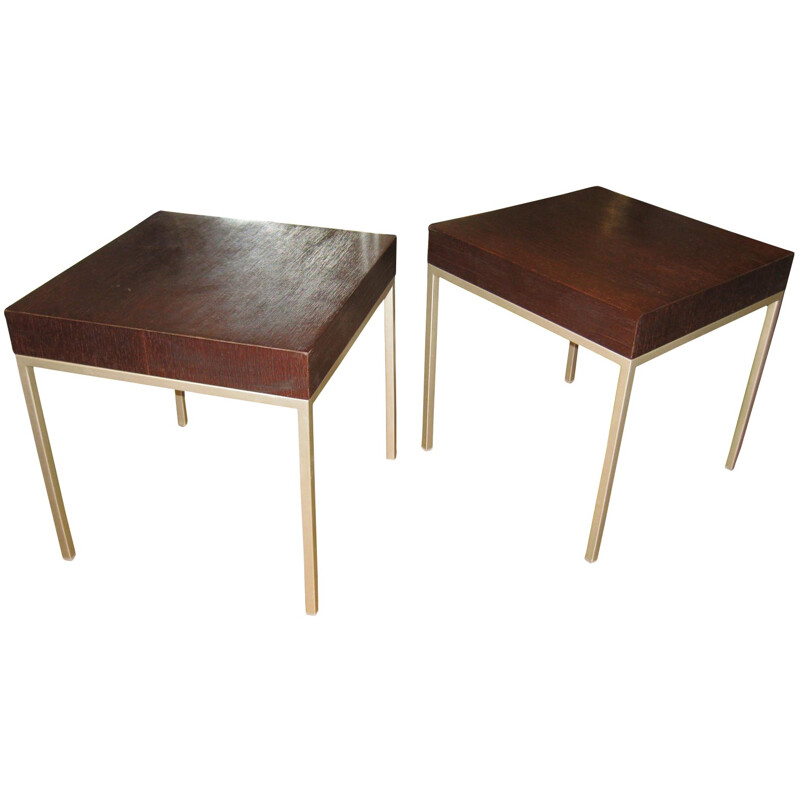 Side tables, Antonio CITTERIO - 1990s