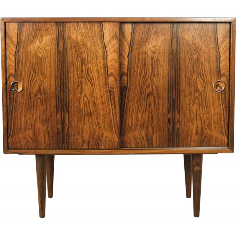 Vintage cabinet in rosewood by Kai Kristiansen for FM