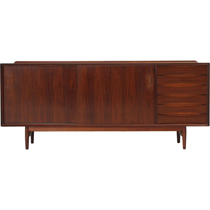 Vintage sideboard in rosewood by Arne Vodder for Sibast