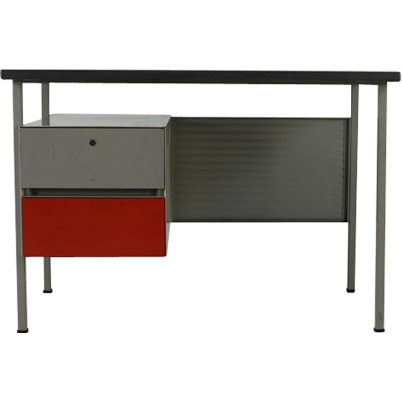 Vintage small desk by Cordemeyer for Gispen