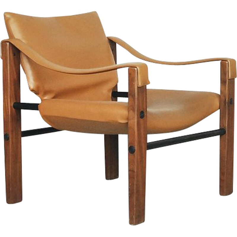Vintage British Chelsea chair by Maurice Burke for Arkana