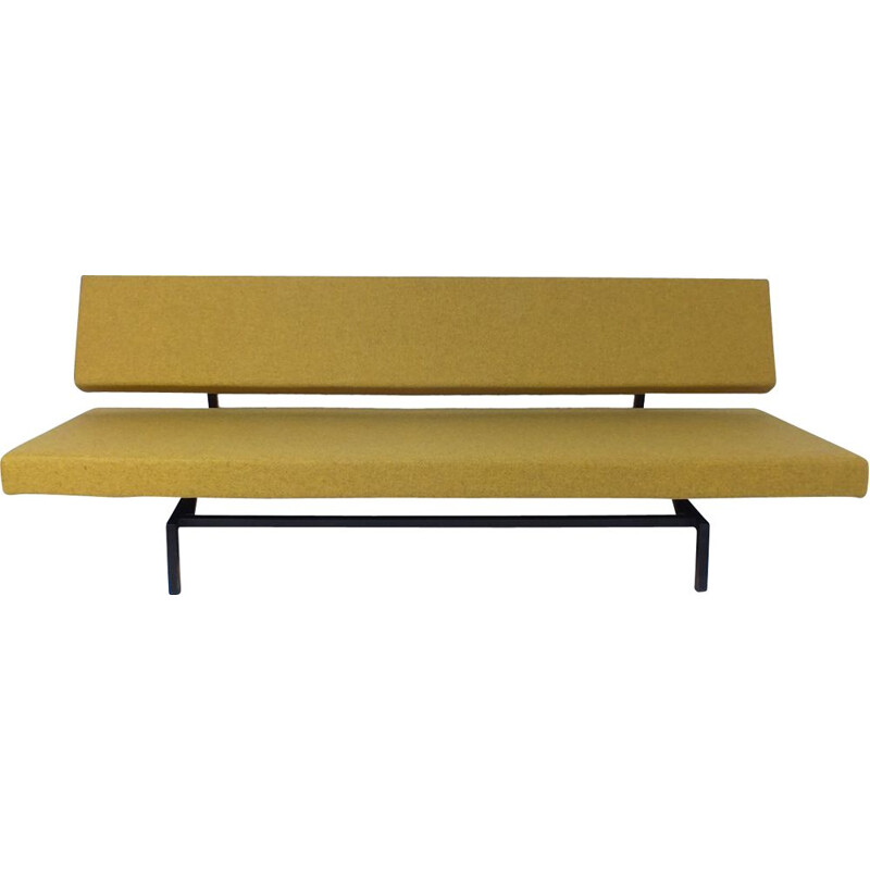 Vintage yellow 3-seater sofa BR03 by Martin Visser for 't Spectrum