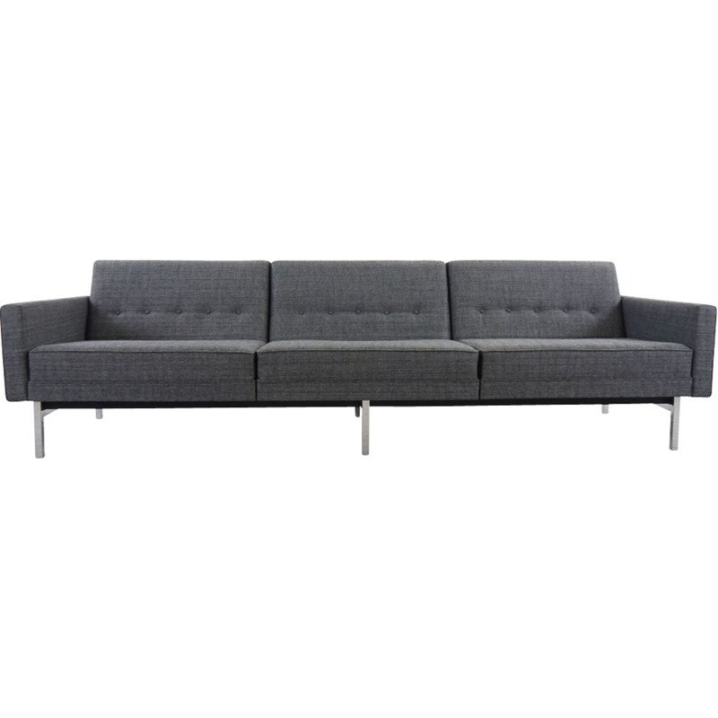 Vintage modular 3-seater sofa by George Nelson for Herman Miller
