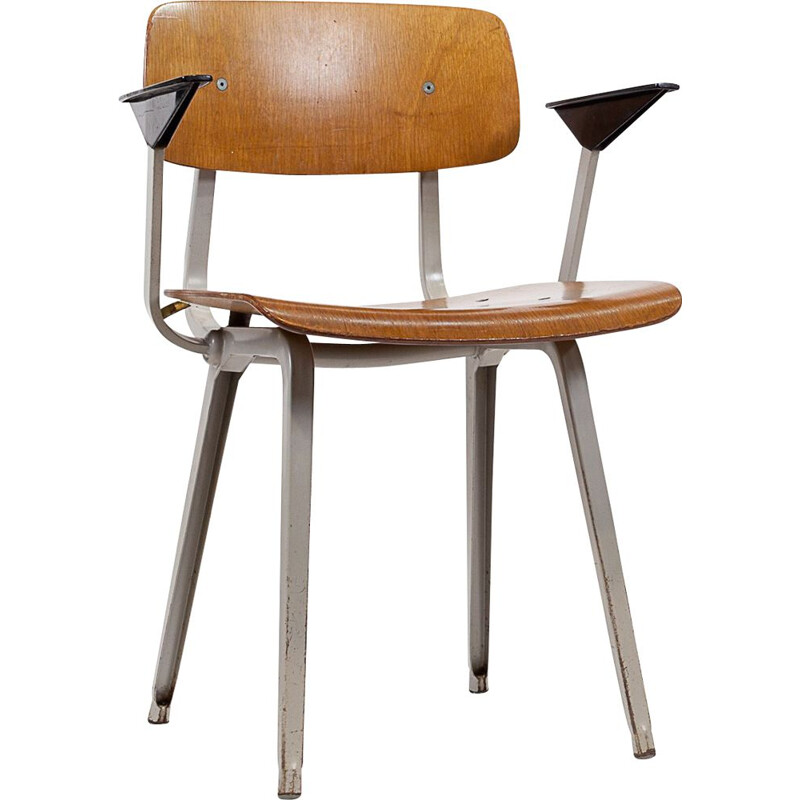 Vintage Revolt chair by Friso Kramer