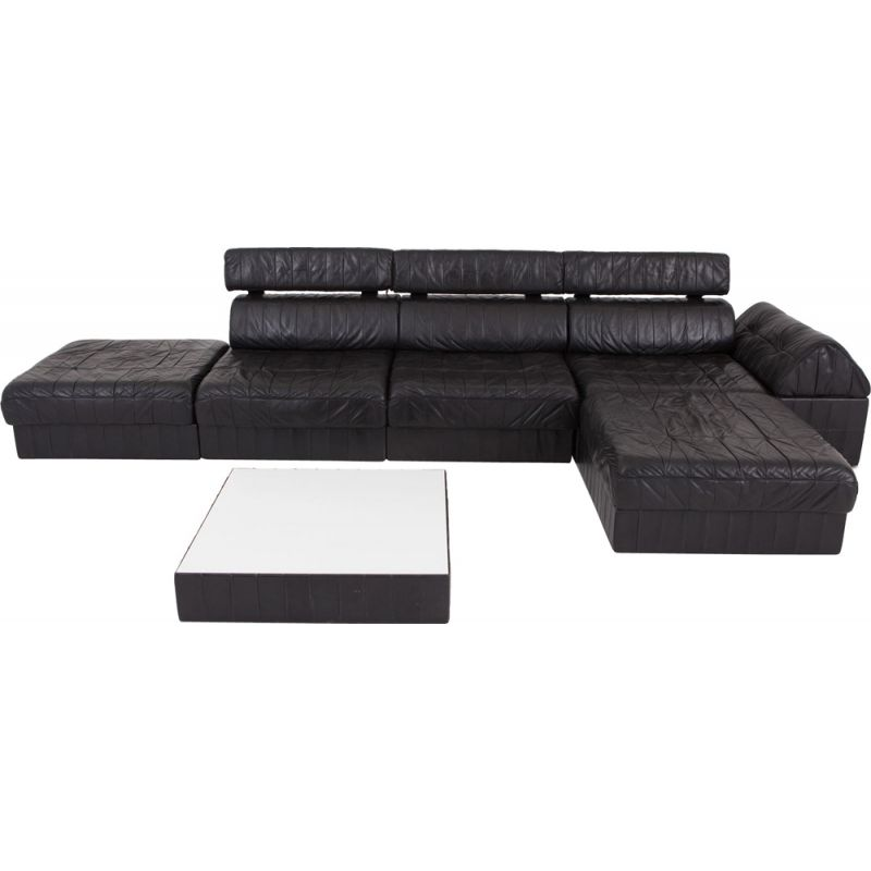 Vintage DS88 seating group by De Sede