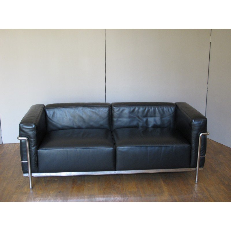 Sofa Lc3 Le Corbusier Recent Edition