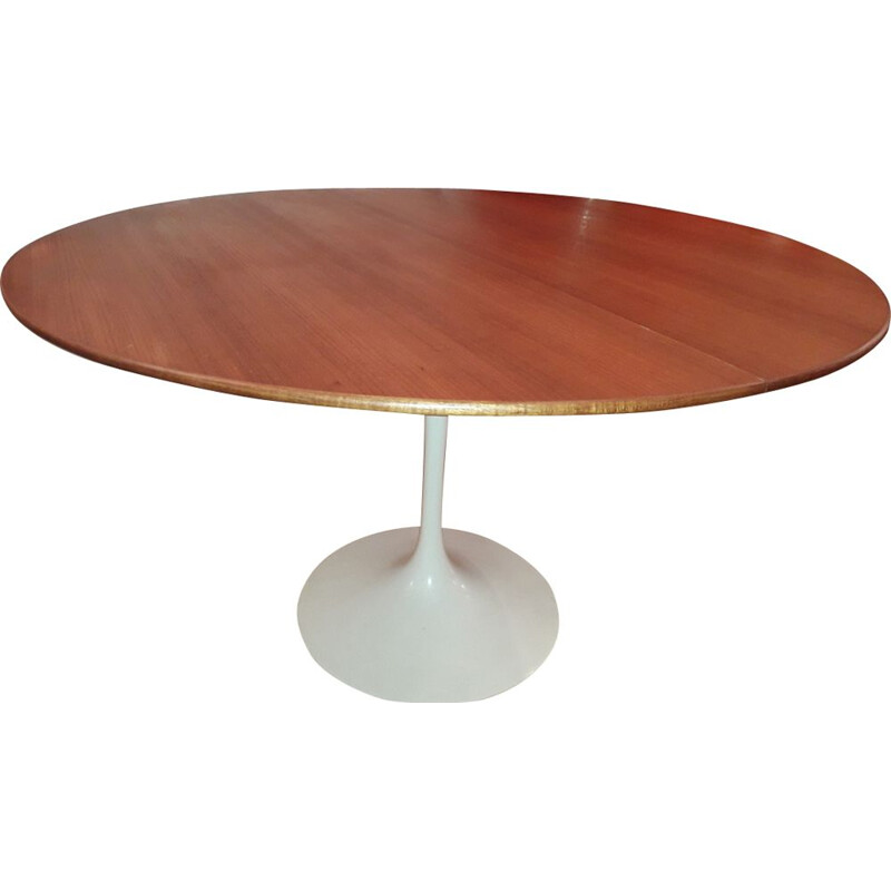 Vintage Tulip table by Saarinen for Knoll 1980