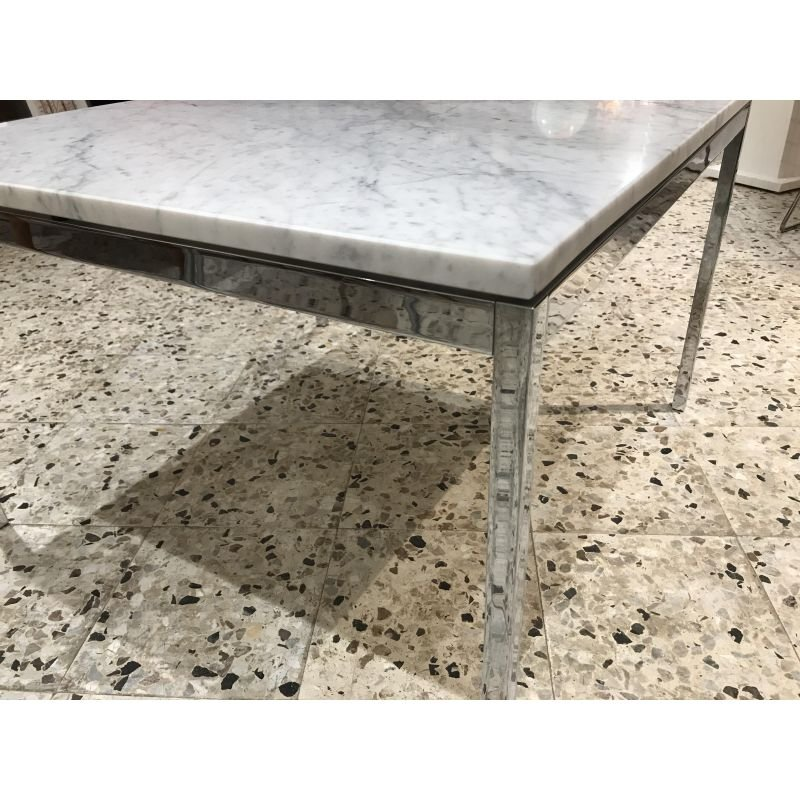 Knoll Marble Coffee Table: Vintage Coffee Table In Marble By Florence Knoll
