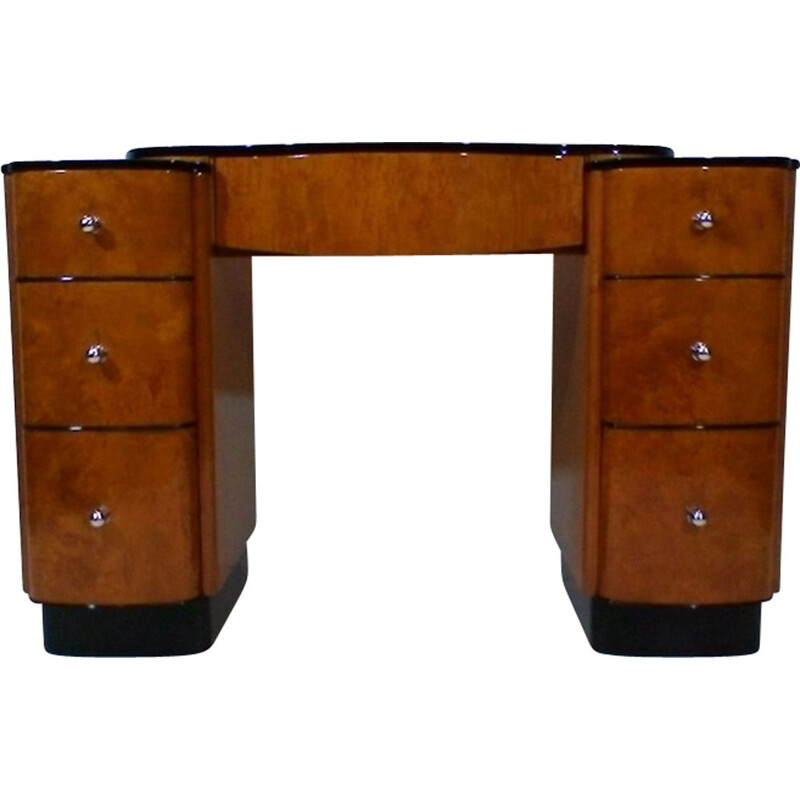 Vintage dressing table by Jindřich Halabala