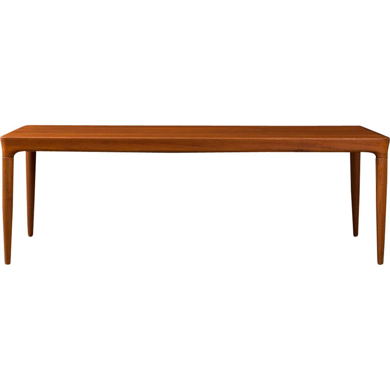 Vintage coffee table by Johannes Andersen for Silkeborg
