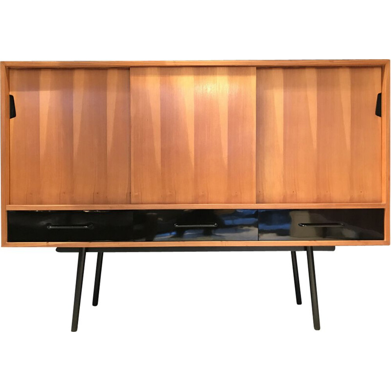 Vintage highboard 102 by Janine Abraham for Meubles TV 1953