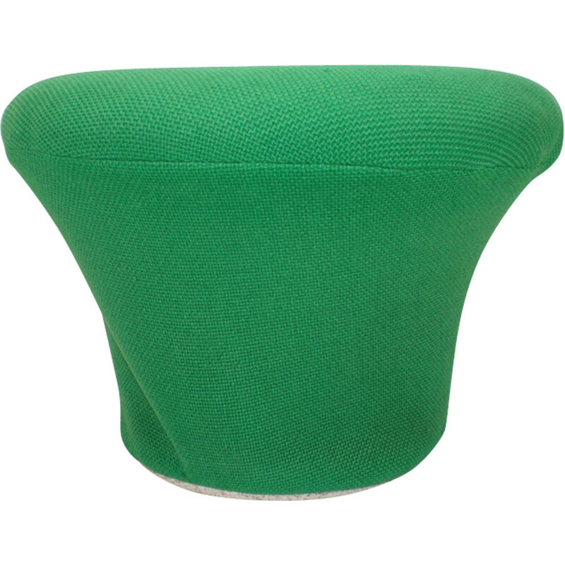 Green Mushroom pouf by Pierre Paulin for Artifort