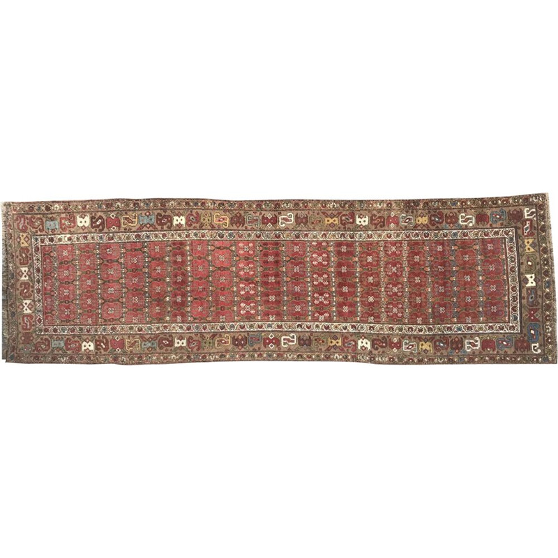 Vintage Persian carpet in wool