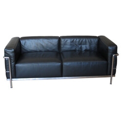 "Sofa ""LC3"", Le CORBUSIER recent edition"