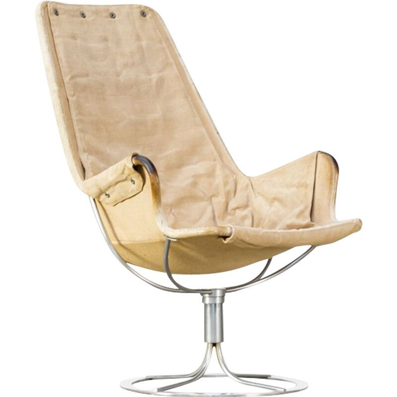 "Vintage armchair ""Jetson"" by Bruno Mathsson for Dux"