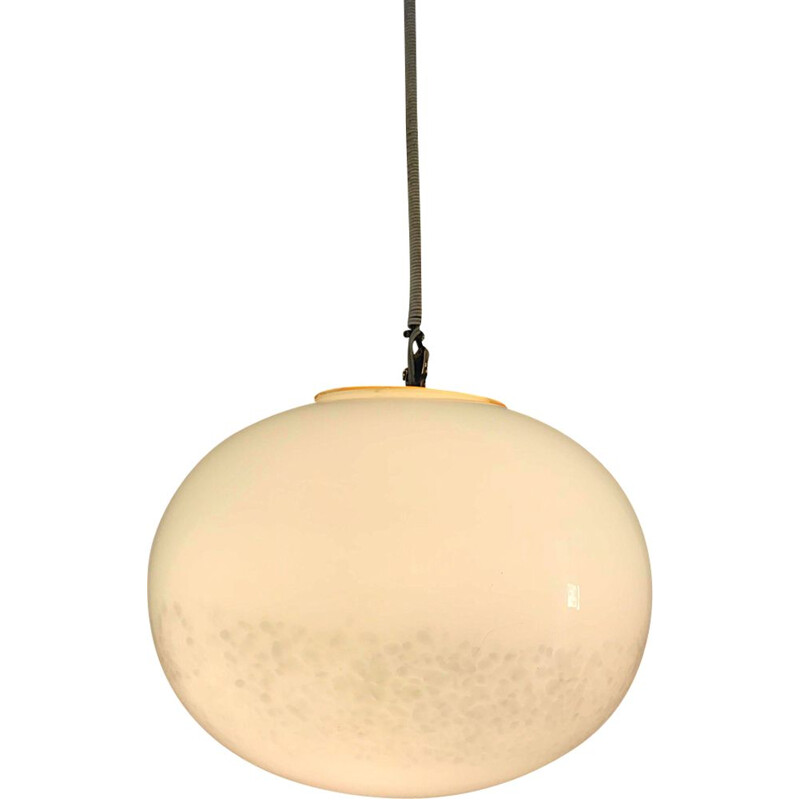 Vintage hanging lamp Vistosi