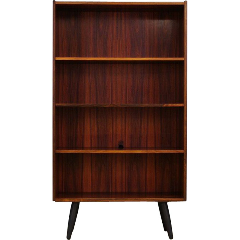 Vintage Danish bookcase in rosewood