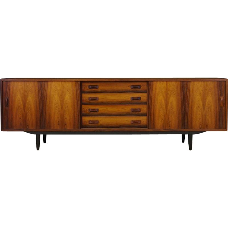 Vintage sideboard in rosewood by Clausen & Son
