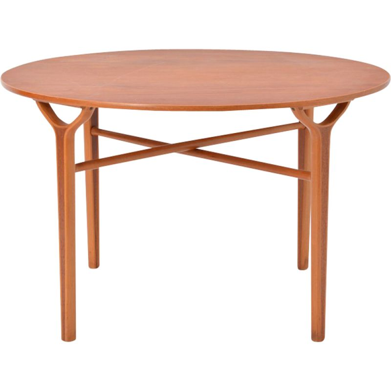 Ax teak table by Peter Hvidt