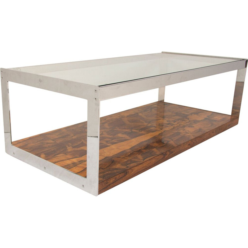 Vintage coffee table by Richard Young for Merrow Associates