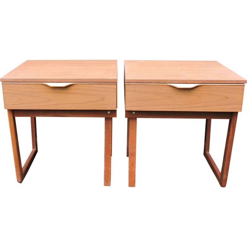 Set of 2 vintage nightstands from Europa