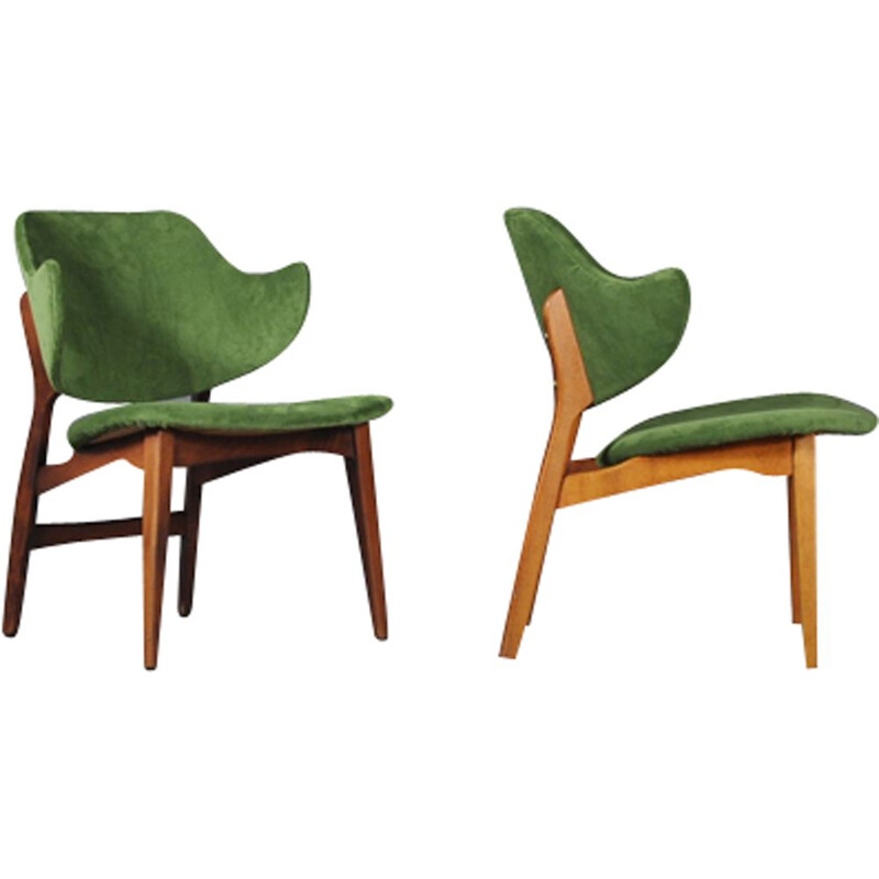 Set of 2 vintage Winnie chairs from Ikea