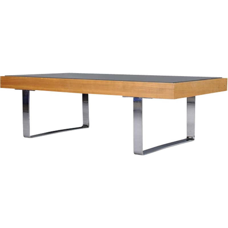 Vintage modern German design coffee table