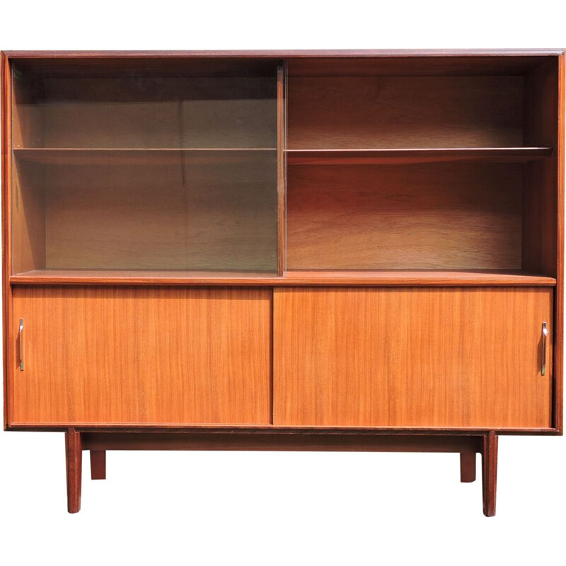 Vintage highboard in teak by Robert Heritage for Beaver & Tapley