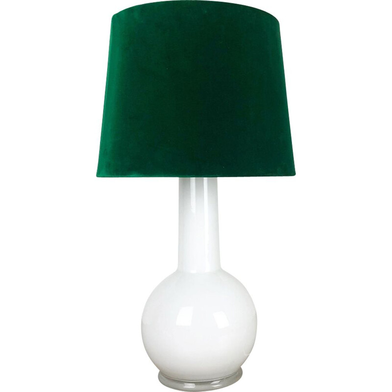 Vintage Swedish lamp by Uno & Östen Kristiansson for LUXUS Vittsjö