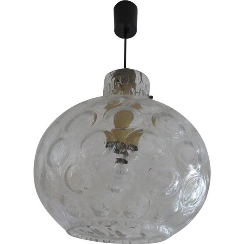 "Vintage German pendant lamp ""LIMBURG"""