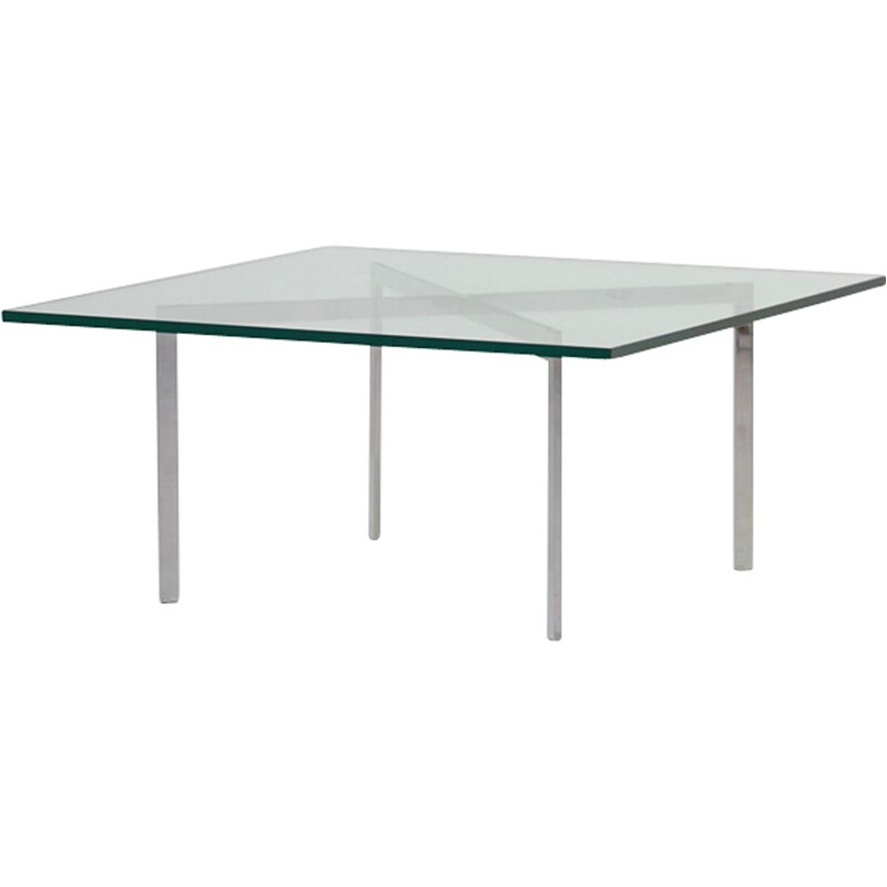 Barcelona coffee table for Knoll
