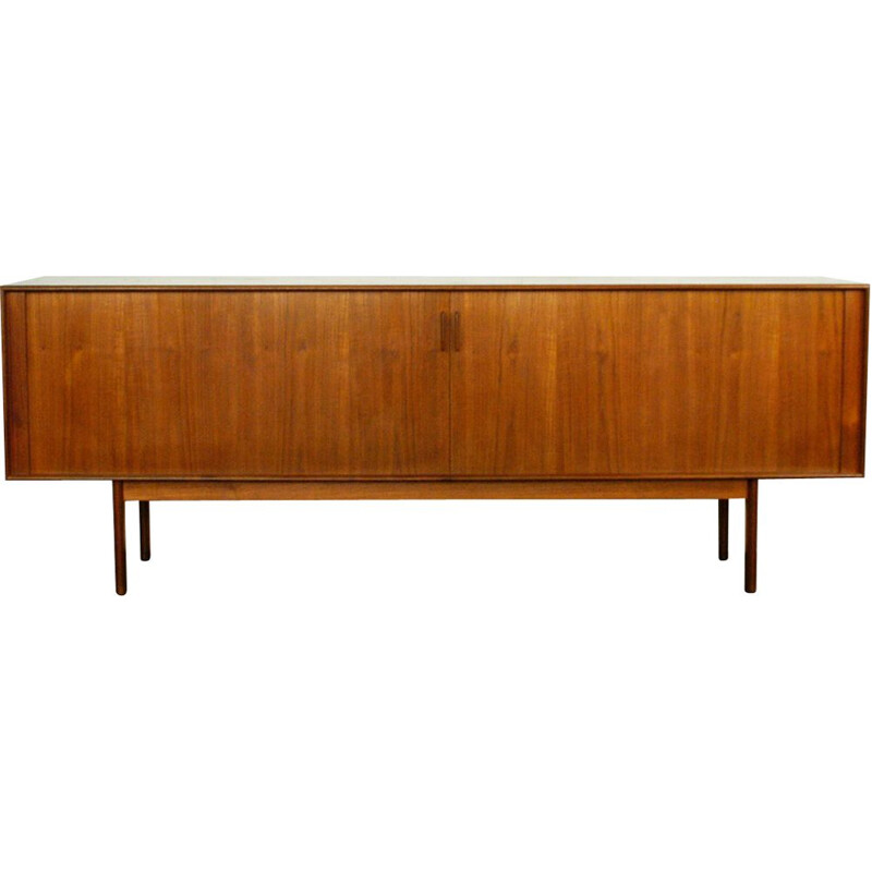 Vintage teak sideboard, Credenza by Arne Vodder for Sibast