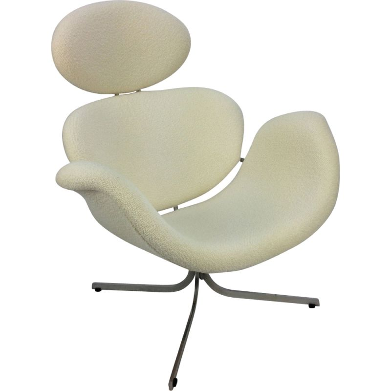 Big Tulip armchair by Pierre Paulin for Artifort