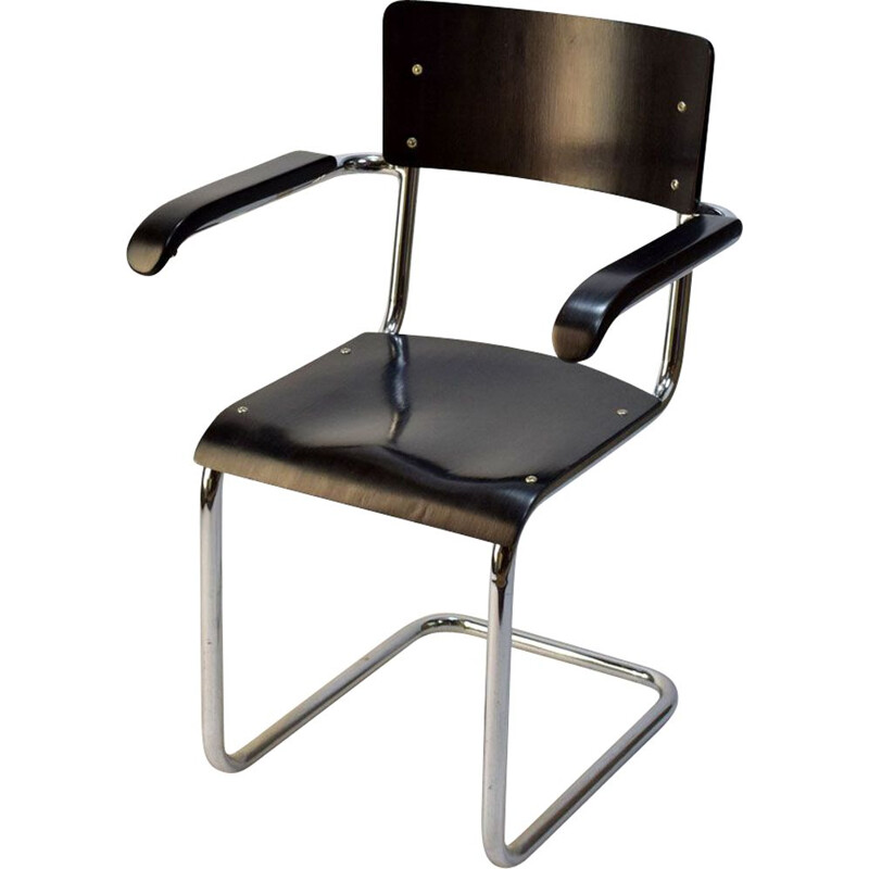 Vintage chair by Mart Stam for Thonet