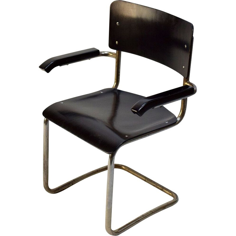Vintage Bauhaus chair by Mart Stam