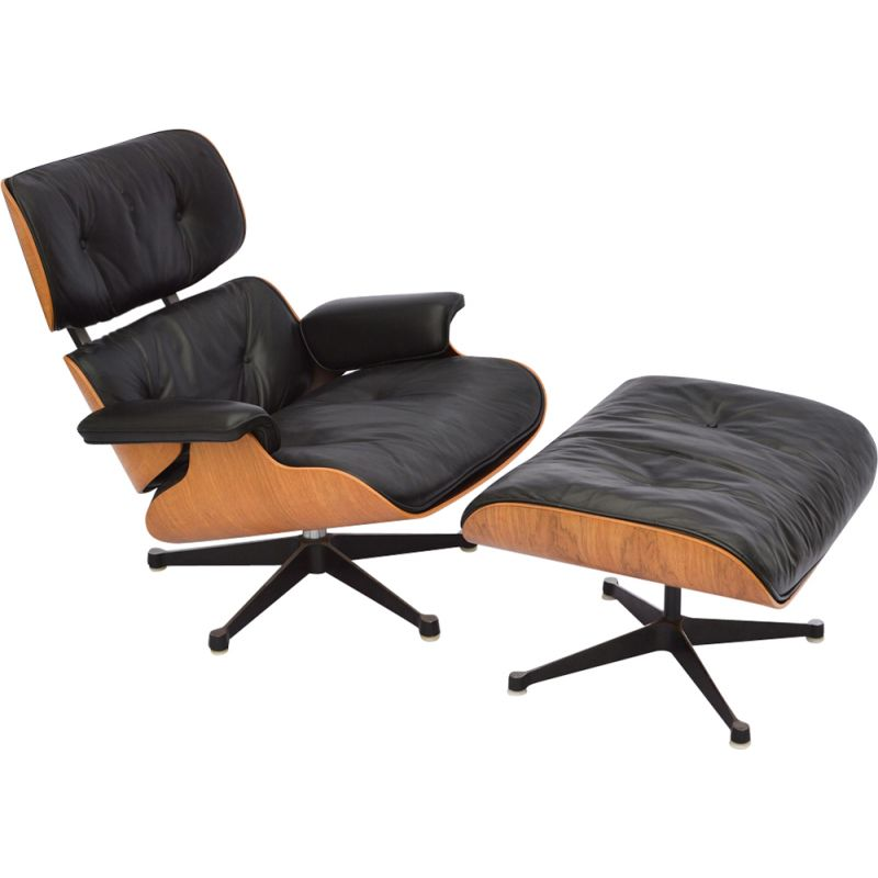 Rosewood armchair by Eames for Herman Miller