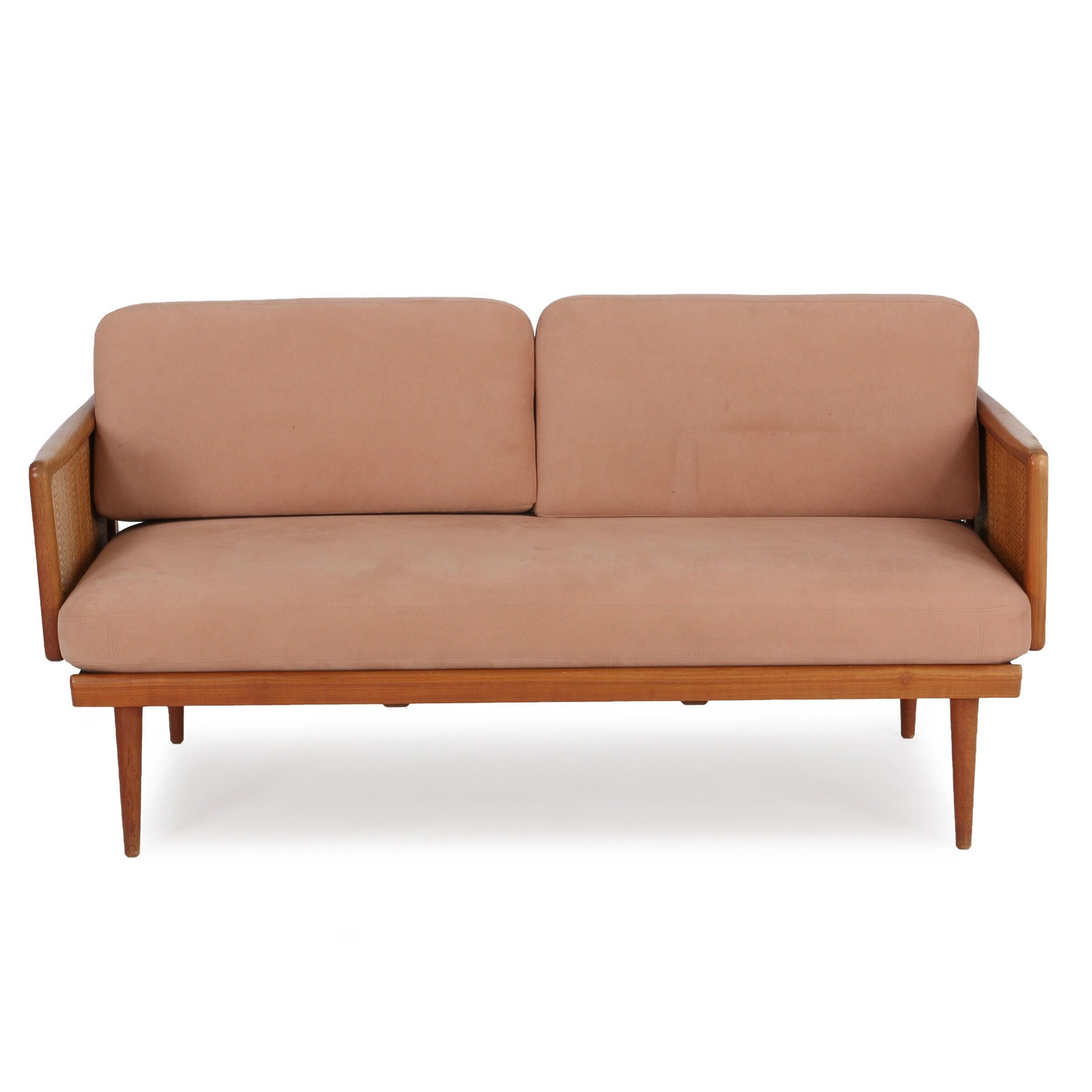 6104a6add3c3e Vintage sofa 2 seat daybed FD 451 by Peter Hvidt and Orla Molgaard-Nielsen