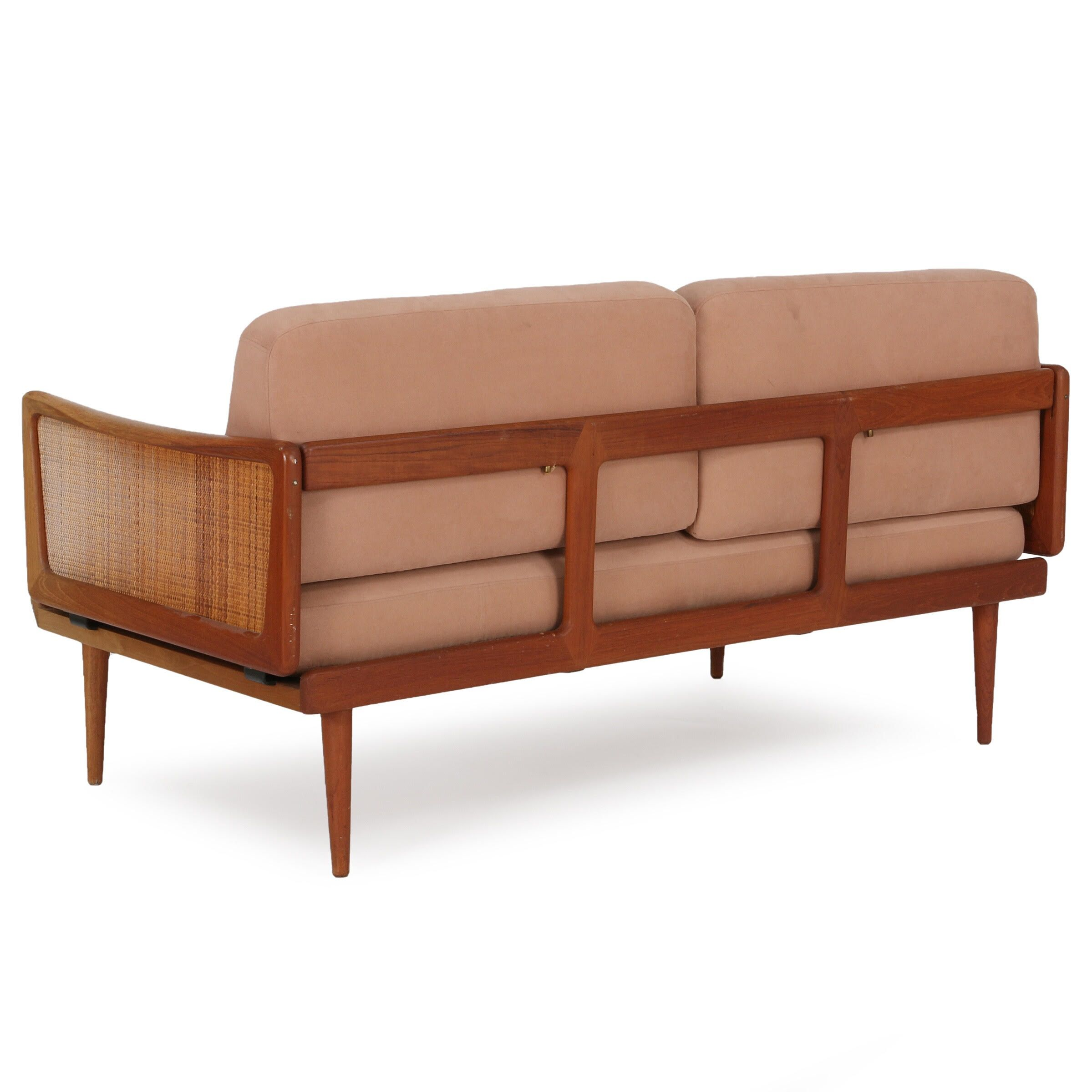 00cf382e5cb25 Vintage sofa 2 seat daybed FD 451 by Peter Hvidt and Orla Molgaard ...