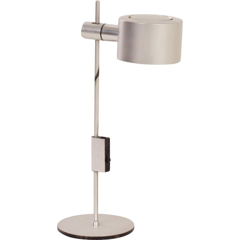 Vintage lamp in aluminium and iron for Architectural Lighting