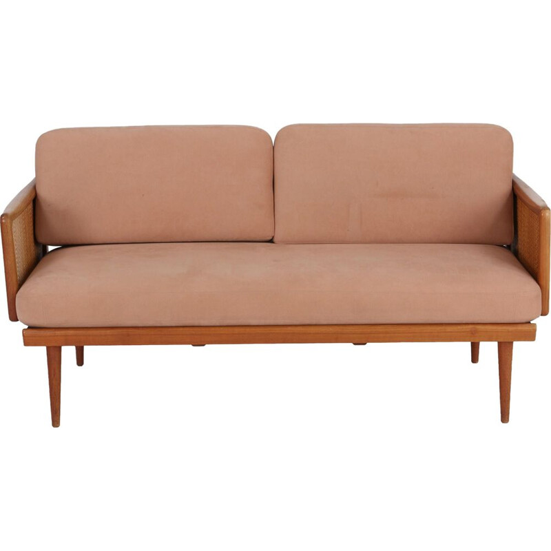 Vintage sofa 2 seat  daybed FD 451 by Peter Hvidt and Orla Molgaard-Nielsen