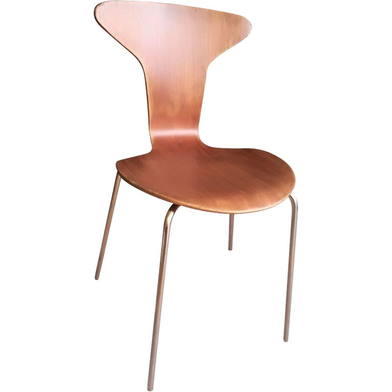 Vintage chair mosquito 3105 by Arne Jacobsen