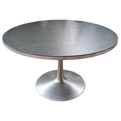 Dining table with tulip foot, Poul CADOVIUS - 1970s