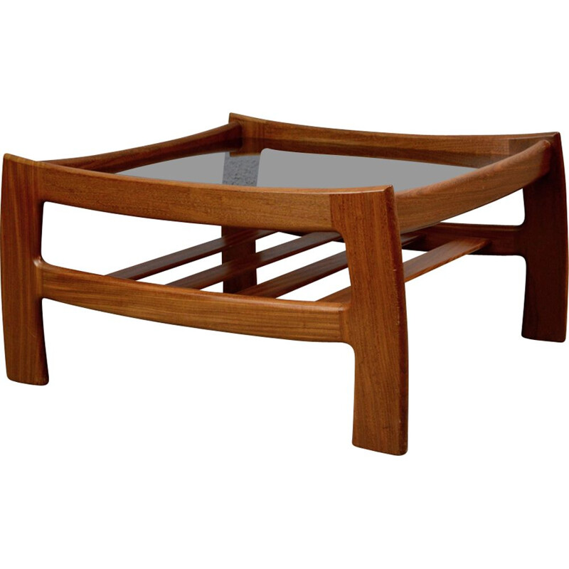 Vintage Katrina coffee table by G Plan in teak 1970