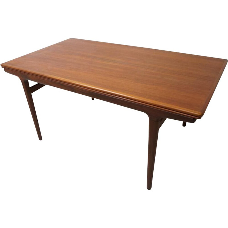 Vintage table in teak by J. Andersen