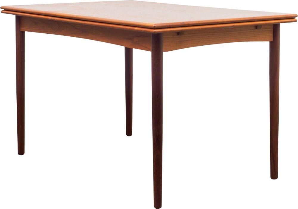 Vintage teak dining table - Design Market