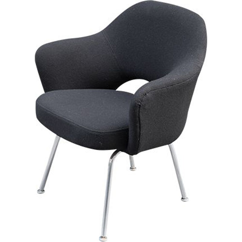 Executive conference chair by Eero Saarinen for Knoll