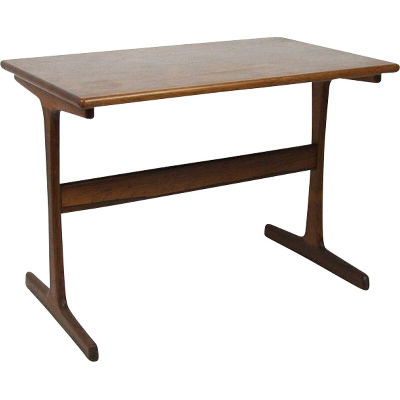 Small teak table, 1970