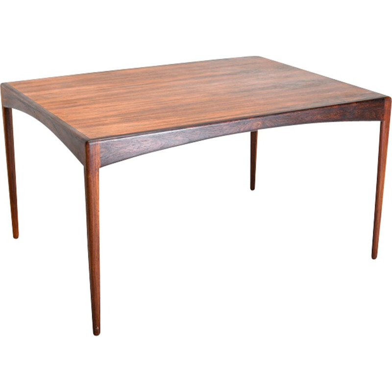 "Vintage table ""Modus"" in Rio rosewood, Kristian Vedel"