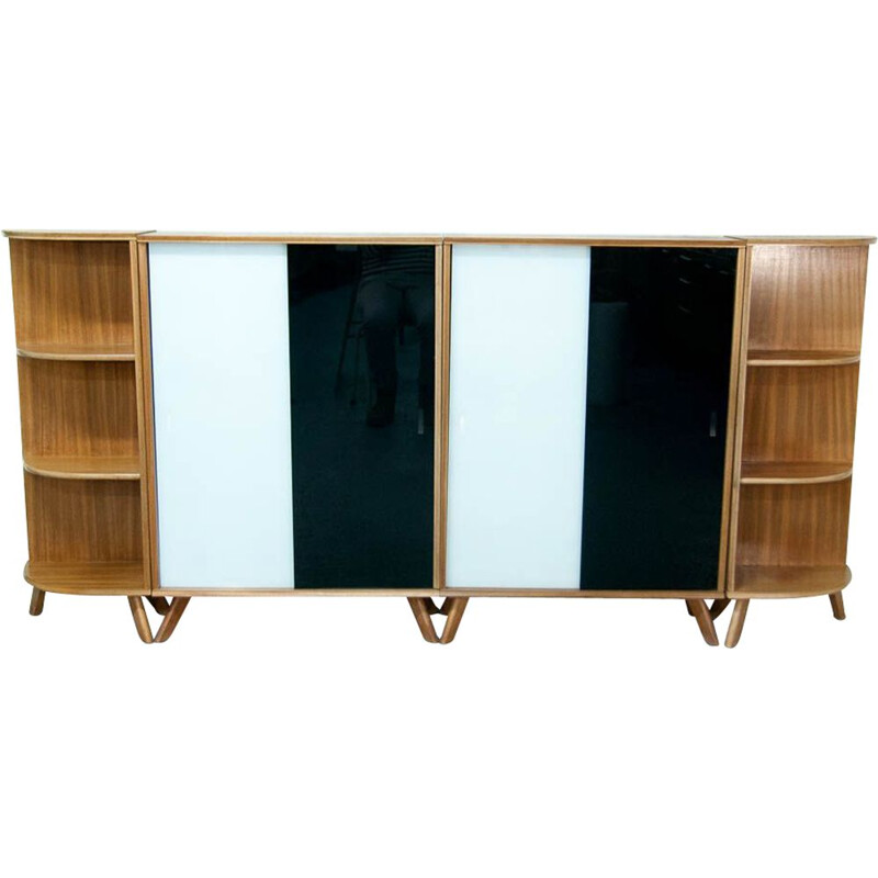 Buffet or bookcase modular set