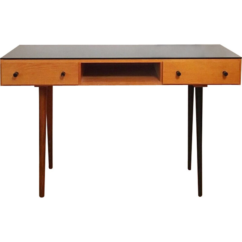 Vintage console by Mojmir Pozar for UP Zavody
